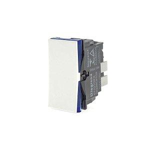 611010BC INTERRUPTOR SIMPLES 10A250V - BRANCO LEGRAND -PIALPLUS +
