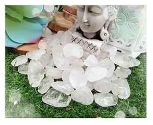 Pedra Quartzo Cristal (unidade de 20g a 29g)