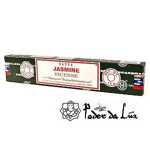 Incenso Massala Satya Jasmine (jasmim)