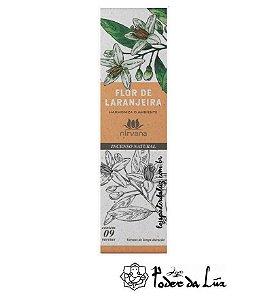 Incenso Nirvana Flor de Laranjeira