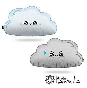 Almofada Nuvem Como Estou Hoje