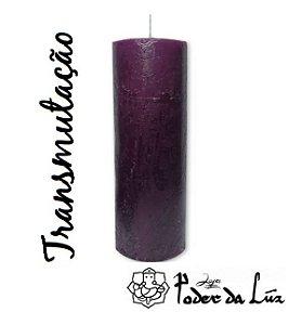 Vela 7 Dias Violeta (Transmutação) 330g
