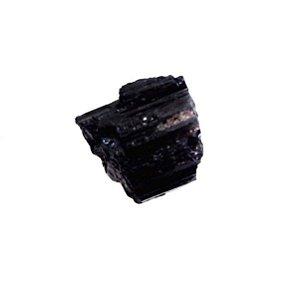 Mini Pedra Turmalina Negra Bruta