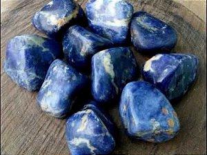Kit de Pedra Sodalita 100g