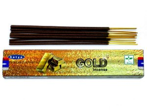 Incenso Massala Satya Gold