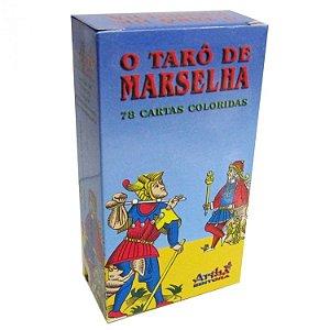 O Tarô de Marselha 78 Cartas