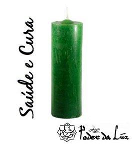 Vela 7 Dias Verde (Saúde e Cura) 330g
