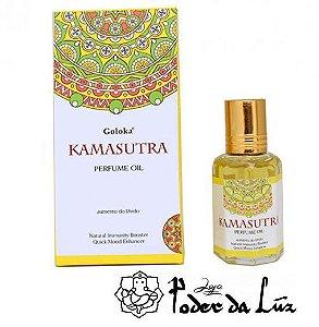 Óleo Perfumado Goloka Kamasutra