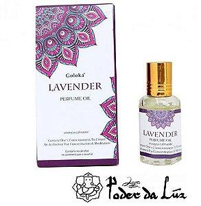 Óleo Perfumado Goloka Lavender (Lavanda)