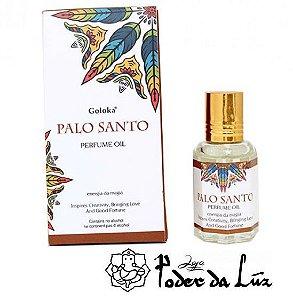 Óleo Perfumado Goloka Palo Santo