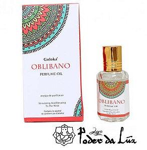 Óleo Perfumado Goloka Olíbano