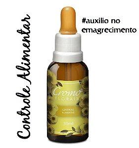 Floral de Bach Controle Alimentar Cromoflorais 30ml