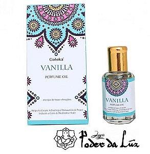 Óleo Perfumado Goloka Vanilla