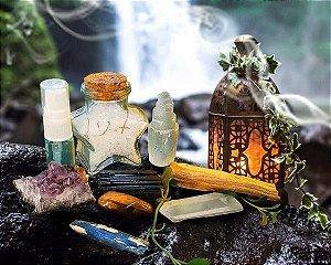 Kit Proteção e Limpeza Espiritual
