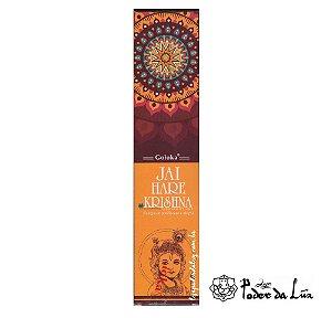Incenso Massala Goloka Jai Hare Krishna