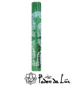 Incensário Indiano de Madeira Color Verde