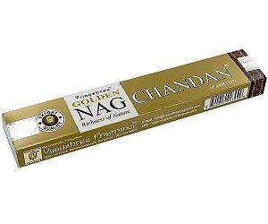 Incenso Massala Golden Nag Chandan