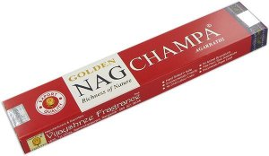 Incenso Massala Golden Nag Champa
