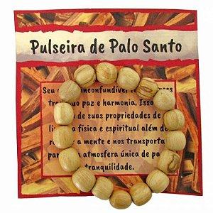 Pulseira de Palo Santo 8mm