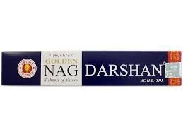 Incenso Massala Golden Nag Darshan