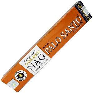 Incenso Massala Golden Nag Palo Santo