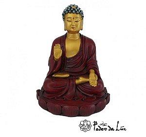 Buda Sakiamuni (Iluminado) 16 cm