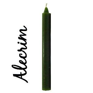 Vela Palito Aromática de Alecrim 1 unid.  (Boa Saúde e Proteção)