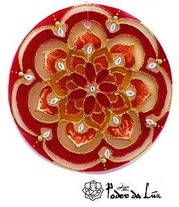 Ativador de Energia Mandala Desejo (10cm)