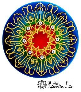 Ativador de Energia Mandala Estabilidade (10cm)