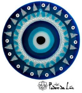 DUPLICADO - Ativador de Energia Mandala Olho de Horus (10cm)