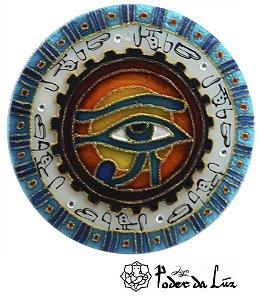 Ativador de Energia Mandala Olho de Horus (14cm)