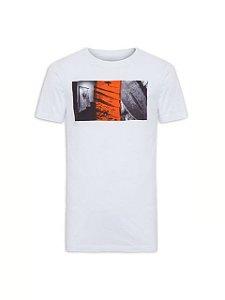 Osklen Camiseta Stone Surf Blocks 62554