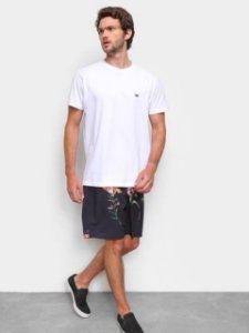 Osklen Camiseta Stone Heliconia 62359