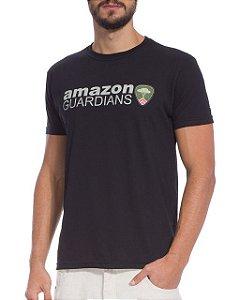 Osklen Camiseta Pet Amazon Guardins 55947