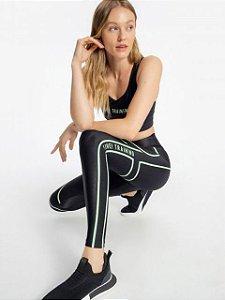Live Fitness Calça Legging Training Allure Preto 43793