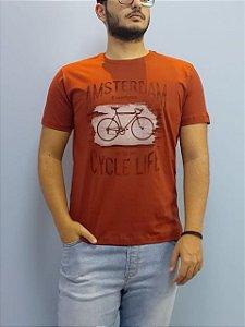 Elemento Zero Camiseta Amsterdam Telha 201-809