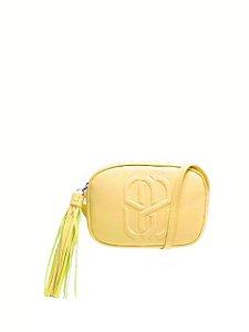 Schutz Bolsa Tiracolo Pequena Kate Weekender Amarelo S5001505840022