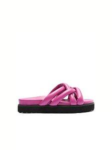 Schutz Slide Flatform Puffy Pink S2073300440006