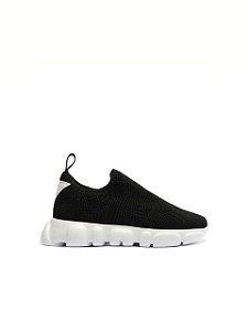Schutz New Sneaker Black S2125100010006