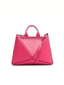 Schutz Bolsa Tote Louise Couro Pink S5001815340004
