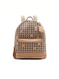 Schutz Mochila New Triangle Amendoa S5001811830003