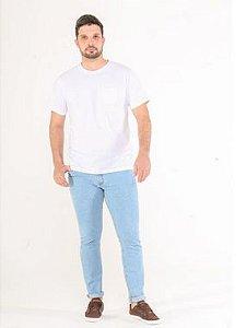 Pigmento Calça Jeans Masc Skinny Delave 1012205