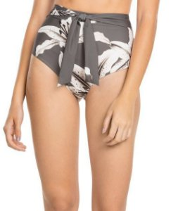 Live Beach Hot Pant Slim Lilly Verde Musgo - 80047