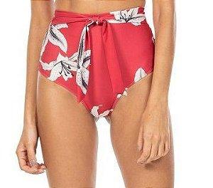 Live Beach Hot Pant Slim Lilly Vermelho - 80047