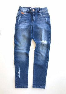 Maria Valentina Calça Jeans Skinny - 202891