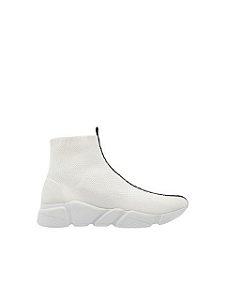 Schutz Sneaker Knit Future White - S2089800020004