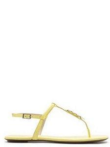 Schutz Flat Minimal Lemon - S0116801120018