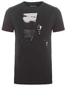 Osklen Tshirt Estampada Black 58231