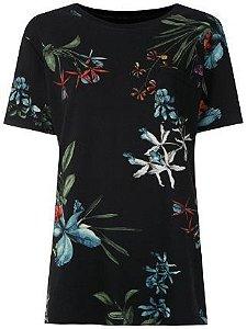 Osklen Tshirt Mc Masc Double Botânica 59083 Cor Estampado