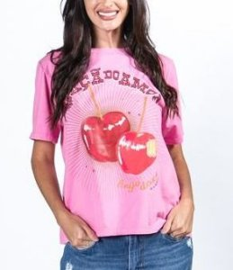 Farm Tshirt Mc Fem Maçã Do Amor 284752